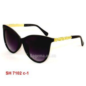 Женские Эксклюзивные солнцезащитные очки  SH 7102 оптом
