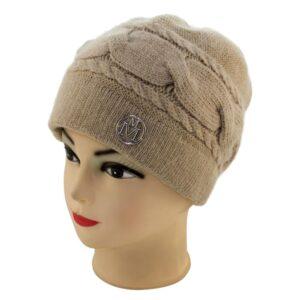 Женская шапка 18F818