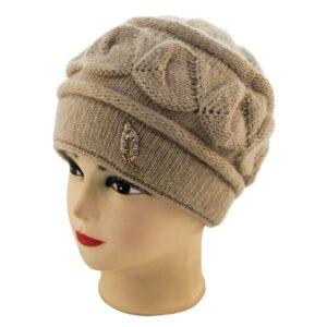 Женская шапка 18F819