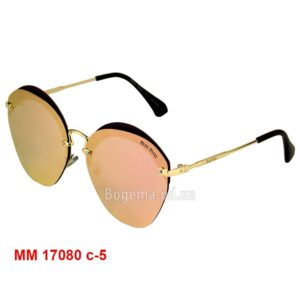 Солнцезащитные эксклюзивные женские очки MM 17080