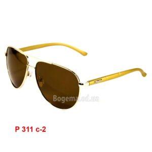 Поляризованные мужские очки Эксклюзив P 311