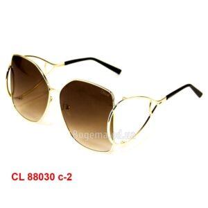 Солнцезащитные эксклюзивные женские очки CL 88030