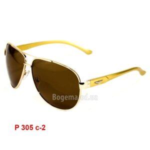 Поляризованные мужские очки Эксклюзив P 305
