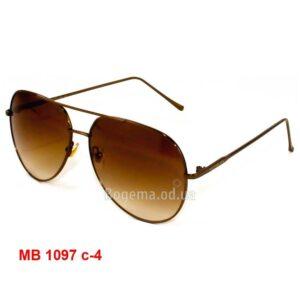 Очки Авиаторы капля MB 1097