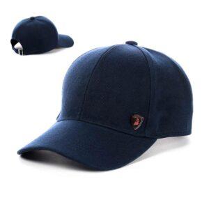 Бейсболка мужская коттон NCM 19-022 Синий