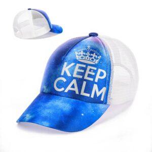 """Бейсболка женская NCB 023 """"Keep Calm"""""""