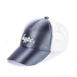 """Бейсболка женская NCB 028 """"Hype"""" Джинс"""