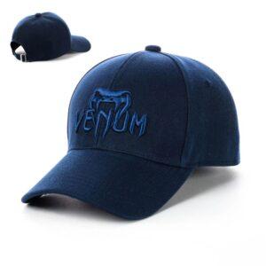 """Бейсболка """"Venum"""" NV 19-101 Синий-с-синим"""