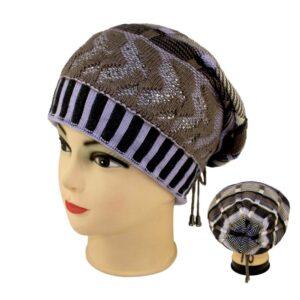 Молодежная шапка Y 12-010
