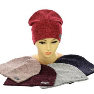 Детская шапка меланж для девочек NCG-023