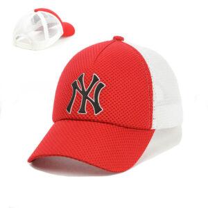 """Бейсболка с сеткой мужская """"New York"""" NCRP 001"""