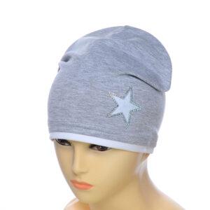 """Детская шапка для девочек NCG 003 """"Star"""""""