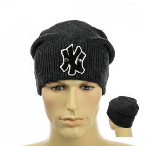 3f9e71b299cd Купить Мужская молодежная шапка ''New York'' NCV 103 | Доставка по ...
