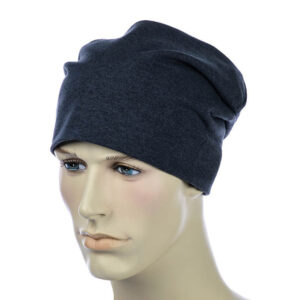 Мужская трикотажная двухслойная шапка NCTM 002