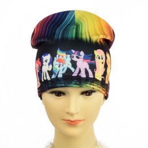 """Детская шапка для девочек NCG 065 """"Little Pony"""""""