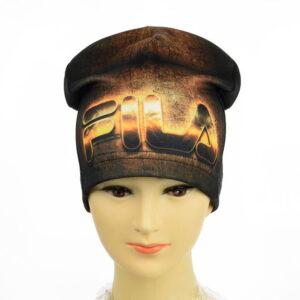 """Детская шапка для мальчиков KID 022 """"Fila"""""""
