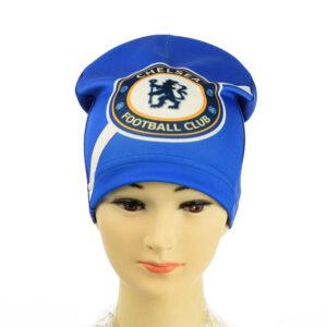 """Детская шапка для мальчиков KID 019 """"FC Chelsea"""""""