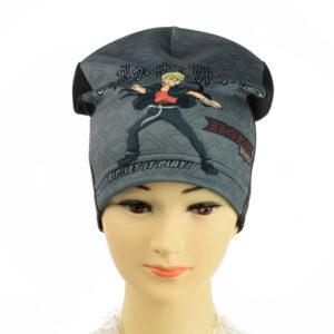"""Детская шапка для мальчиков KID 017 """"BeyBlade"""""""