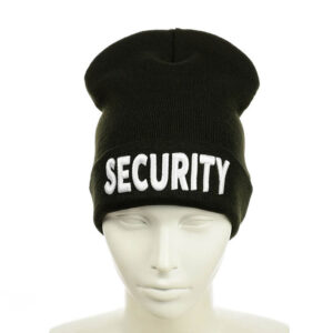 """Молодежная шапка """"Security"""" 050"""