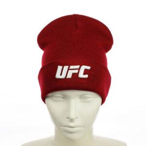 """Молодежная шапка """"UFC"""" 026"""