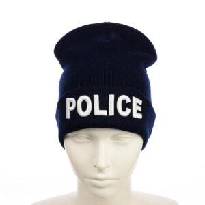 "Молодежная шапка ""Police"" 031"