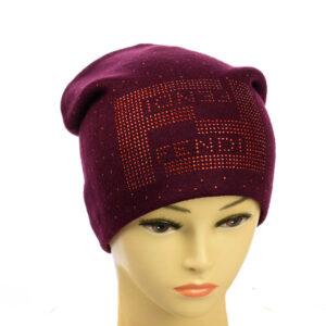 "Женская зимняя шапка ""Fandy"" MS 19-003"