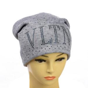 """Женская зимняя шапка """"VLTN"""" MS 19-002"""